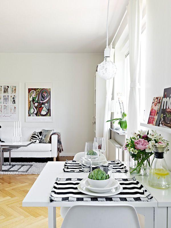 Цвета и кухонный стол