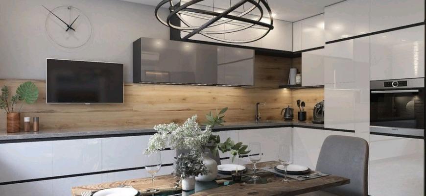 двухкомнатная квартира в стиле скандинавский минимализм