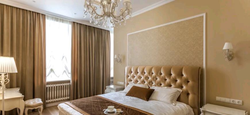 Необычные изголовья кровати как изюминка выбранного стиля