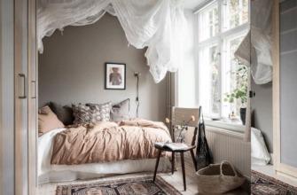 Создаем невозможное: скандинавский интерьер с «бабушкиной» мебелью