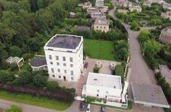 Дом Владимира Соловьева