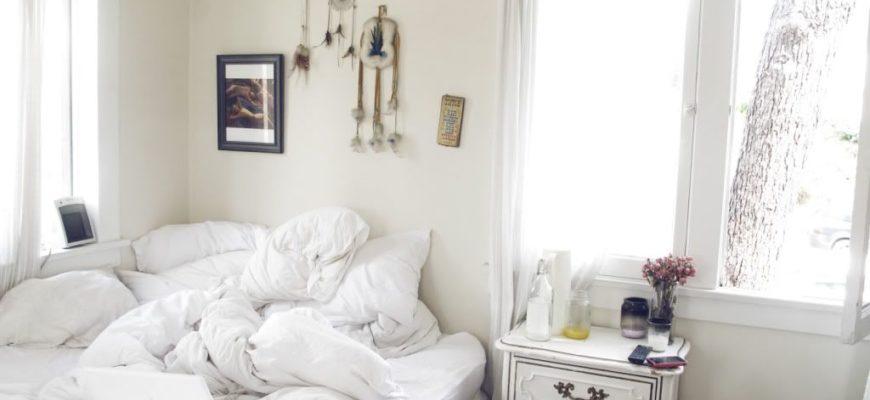 Светлые сны: идеи дизайна белой спальни в шести стилях