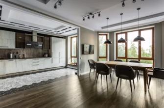 Эффектный лофт-ремонт 200-метровой квартиры в Москве