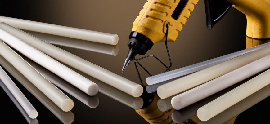 5 способов применения термоклея в быту