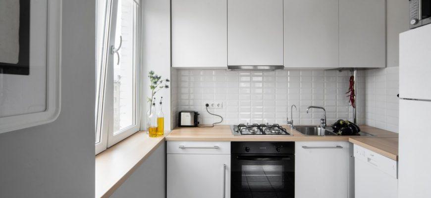 Как обустроить маленькую кухню в хрущевке