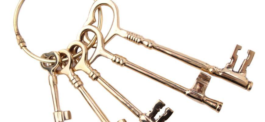 Домашние приметы о ключах