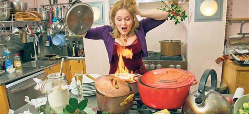Полезные советы для хозяек на кухне (продолжение)