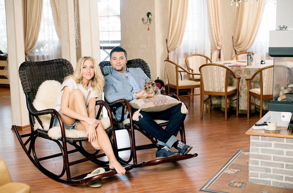 Алексей чумаков дом новый фото