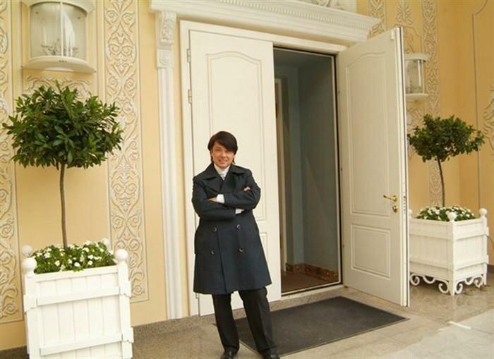Особняк Юдашкина: модно и огородно
