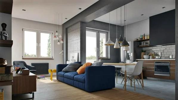 Рациональная расстановка мебели