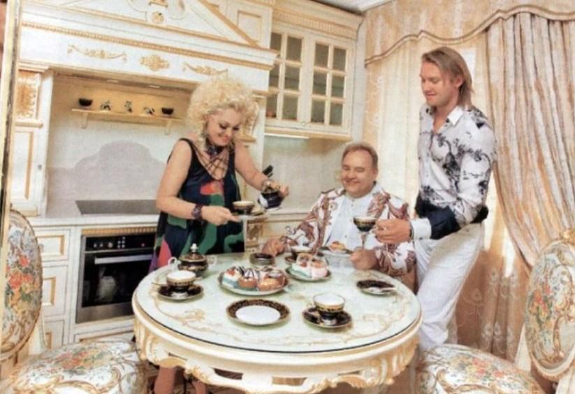 Кухня Кадышевой