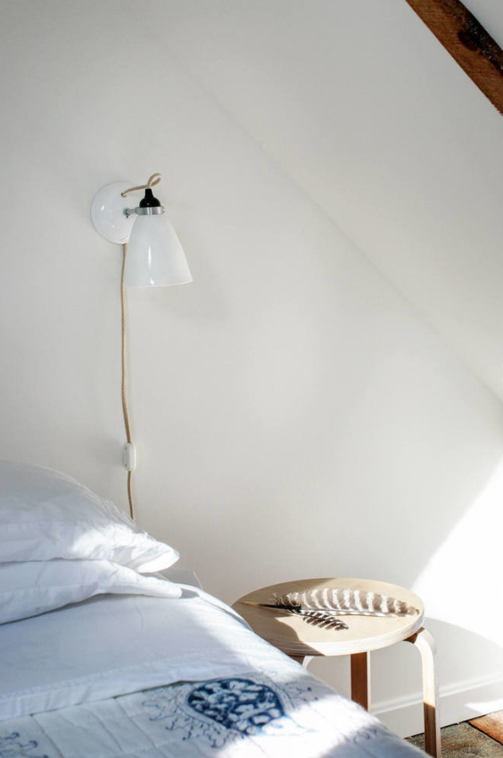 Детали интерьера спальни