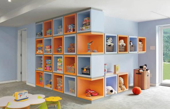 Достаточный простор для детской фантазии