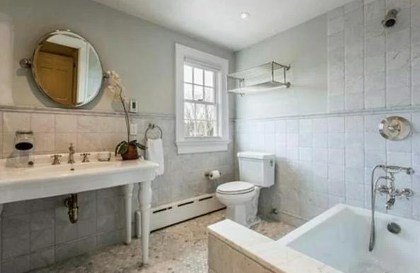 Ванная комната (а как же занавески?)